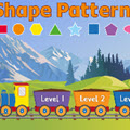 icon for shape pattern train