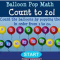 icon for balloon pop math
