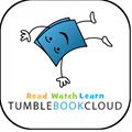 icon tumble book cloud