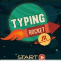 icon typing rocket jr.