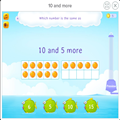 icon of decompose numbers to 20 game