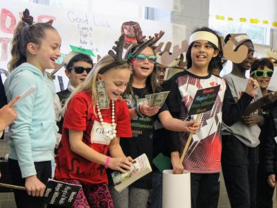 Photo of battle of the books